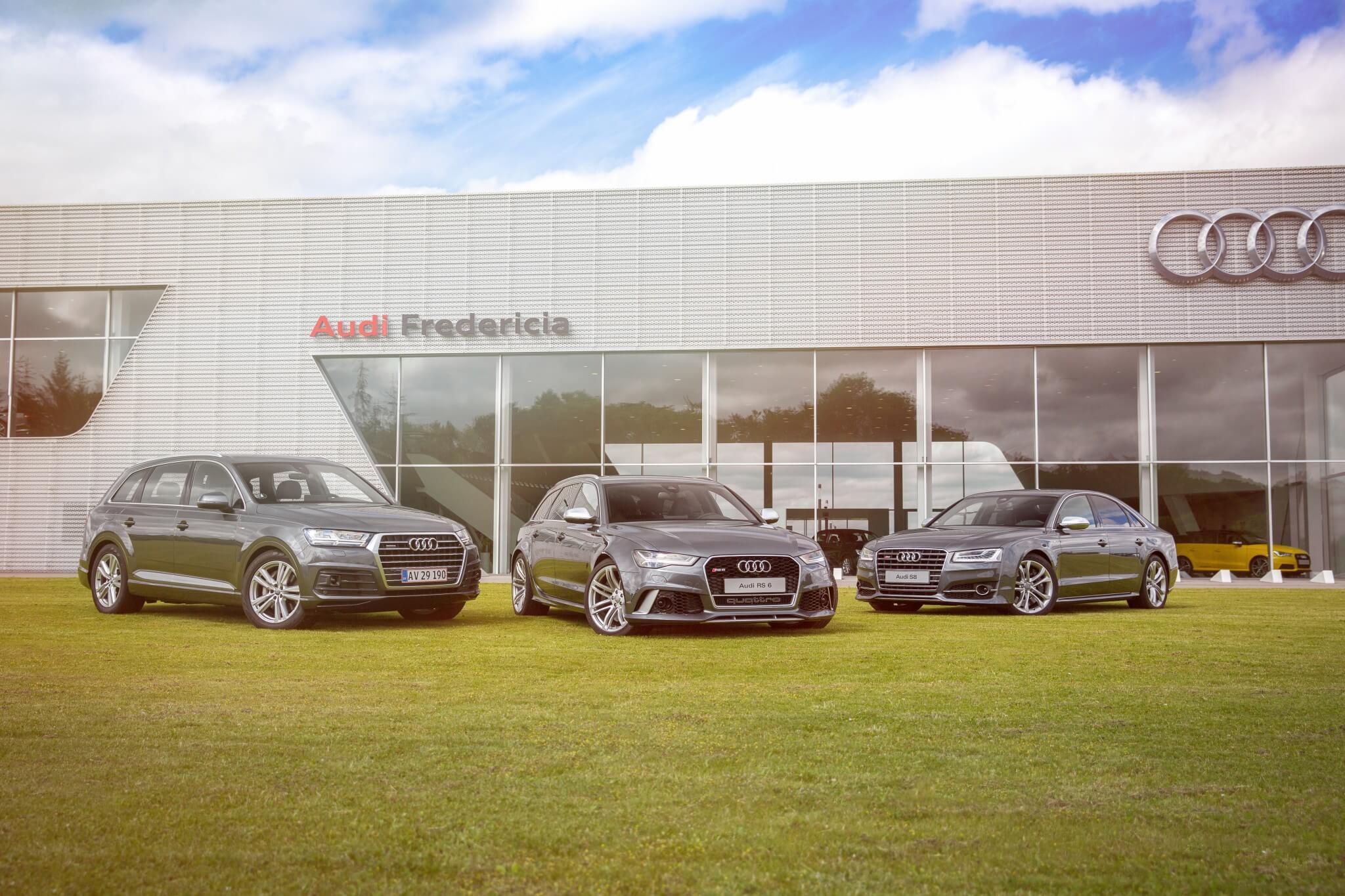 Audi Fredericia Denmark