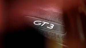 Porsche GT3 2016 detail shot
