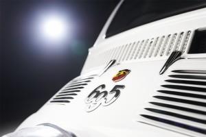 Fiat Abarth 695 details